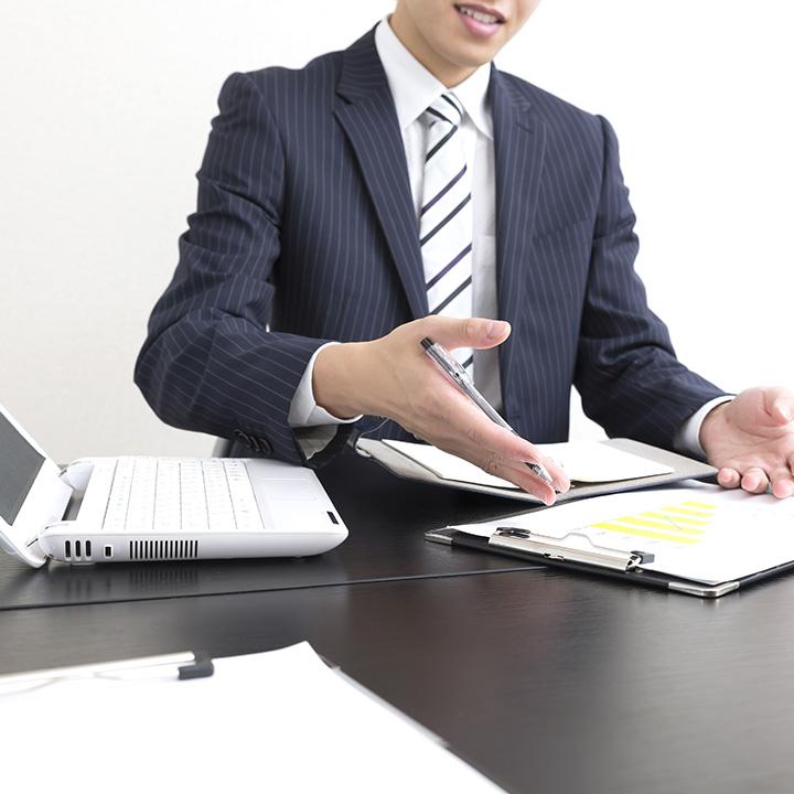 求人が増加傾向にある「営業」
